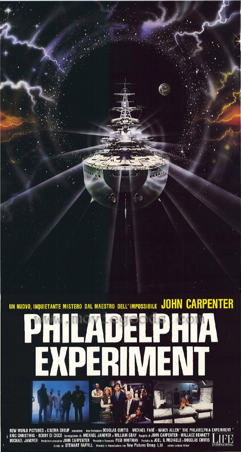 The Real Philadelphia Experiment